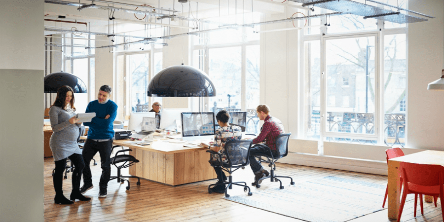 Why A Positive Office Environment Is Important
