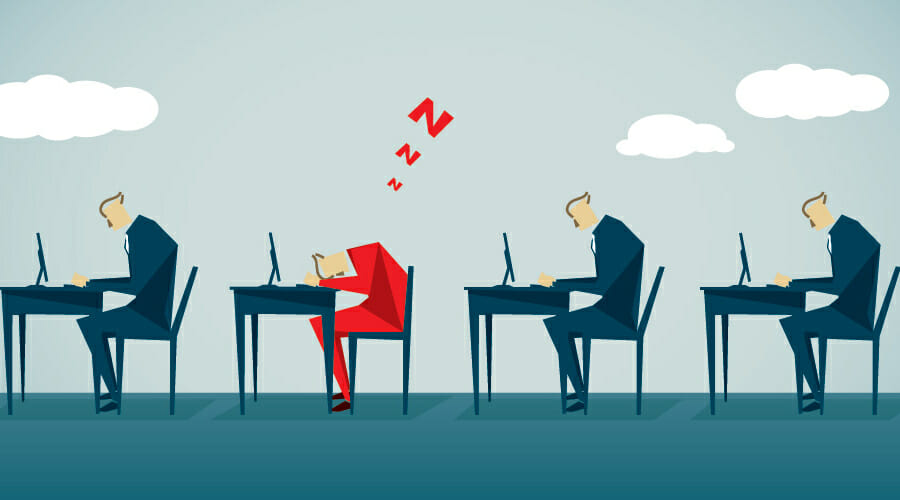 Presenteeism – A Growing Problem Businesses Can't Afford To Ignore