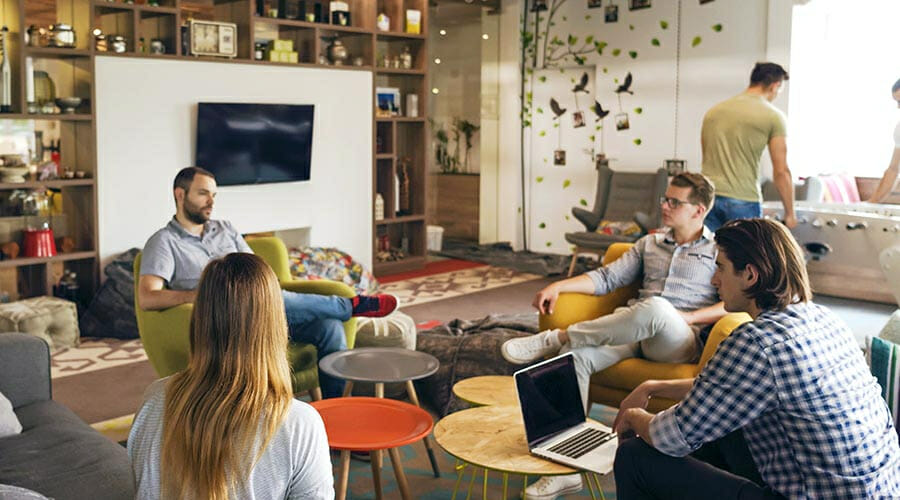 How Your Office Space Can Boost Employee Wellbeing Strategy